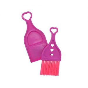 Dustpan With Br...